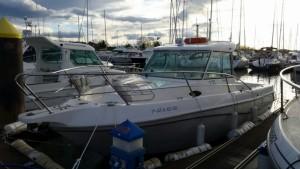 alquiler de barco en santander